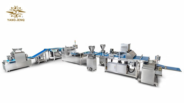 Multi-function Dough Forming Production Line